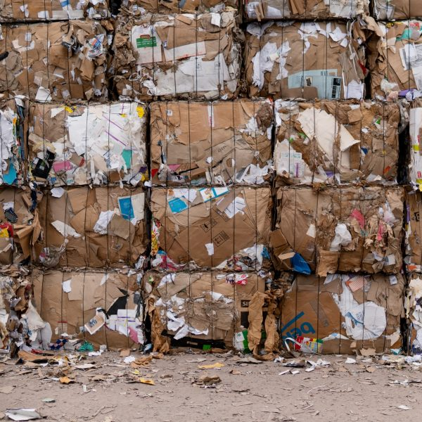 Municipal garbage collection and trash management